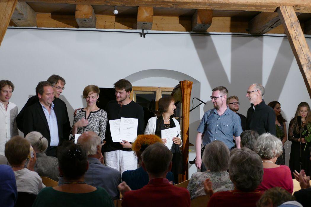 Carl Orff Contest - The theme: Orpheus Eurydice Hermes